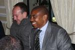 Iggy Sathekge Stakeholder Relations Director