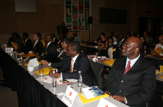 Delegates at the 2011 Brand Africa Forum