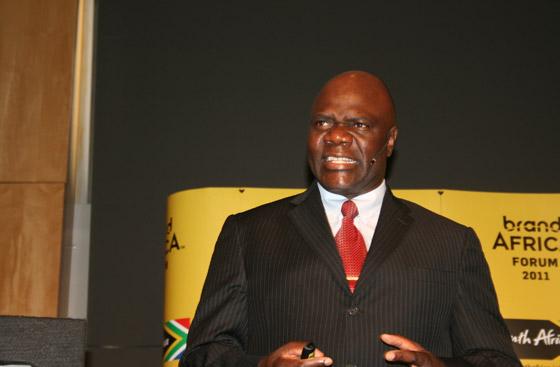 Deputy Prime Minister of Zimbabwe Dr Arthur Mutambara