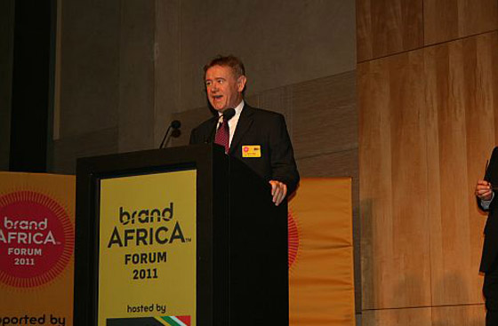 David Haigh, Founder and CEO of Brand Finance PLC