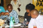 Thami Kubheka and Margaret Samulela and Remmy Nweke