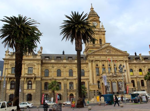 """Venerable and vulnerable: Cape Town City Hall was the fitting venue for this year's African Creative Economy Conference. Photo: <a href=""""http://acec2013.org.za/"""" target=""""_blank"""">ACEC</a>"""
