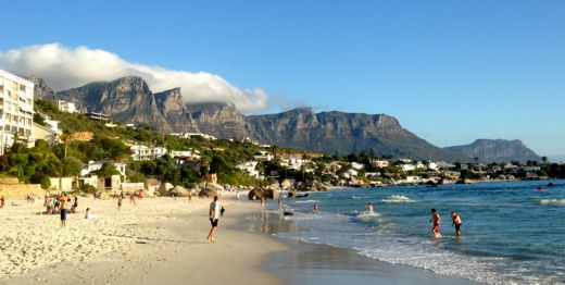 Cape Town has put on its best autumn dress for the World Travel Market Africa, being held in the city for the first time this weekend.