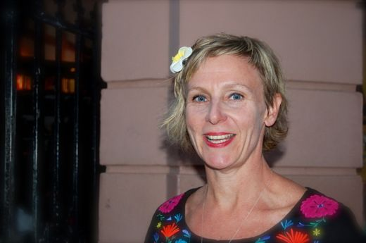 """Helen Walne, author of 'The Diving', which explores her brother Richard's suicide. Photo: Ben Williams/<a href=""""http://www.bookslive.co.za"""" target=""""_blank"""">BooksLive</a>"""