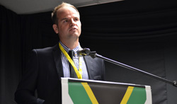 Oliver Schmitz, managing director of Brand Finance South Africa, called on business leaders to follow Nelson Mandela's example of leadership by putting people ahead of profits so as to ensure their own long-term success