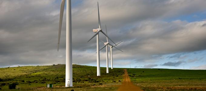 infrastructure wind