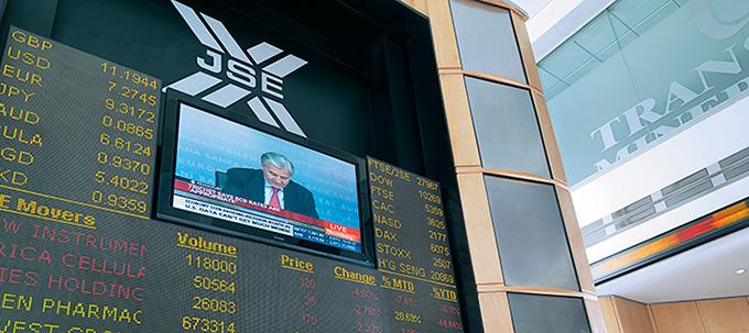Johannesburg Securities Exchange
