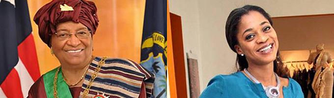 Sirleaf coker powerful women africa article