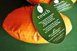 Touch rugby ball