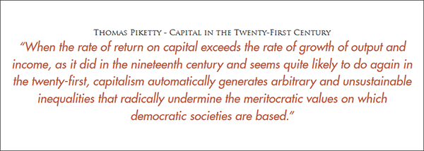 Piketty quote