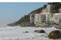 Cape Town, Western Cape province: Facing onto some of the city's best beaches, Clifton is one of Cape Town's most affluent suburbs