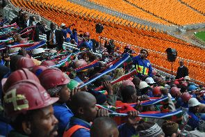 World Cup stadium workers get free tickets