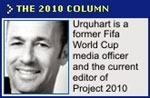 The Project 2010 column: Craig Urquhart