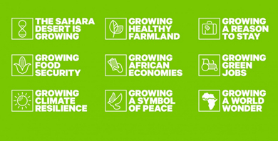 Benefits of the Great Green Wall